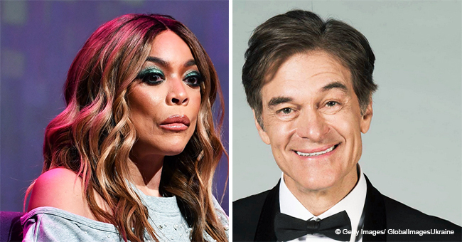 Dr. Oz Says Wendy Williams Will 'Rise from the Ashes' in a Supportive Message after Her Divorce