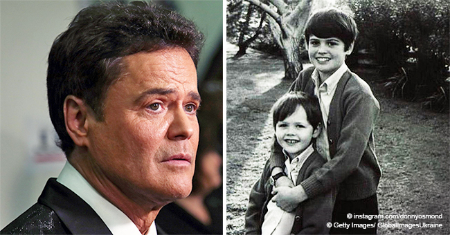 Donny Osmond Says Fans' Prayers Are 'Really Working' While Giving an Update on His Brother's Recovery