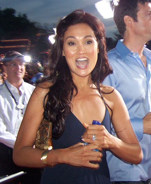 Tia Carrere, 2004. | Source: Wikimedia Commons