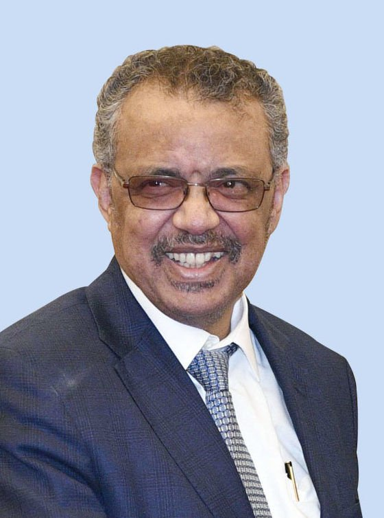 Tedros Adhanom Ghebreyesus, WHO | Quelle: Getty Images