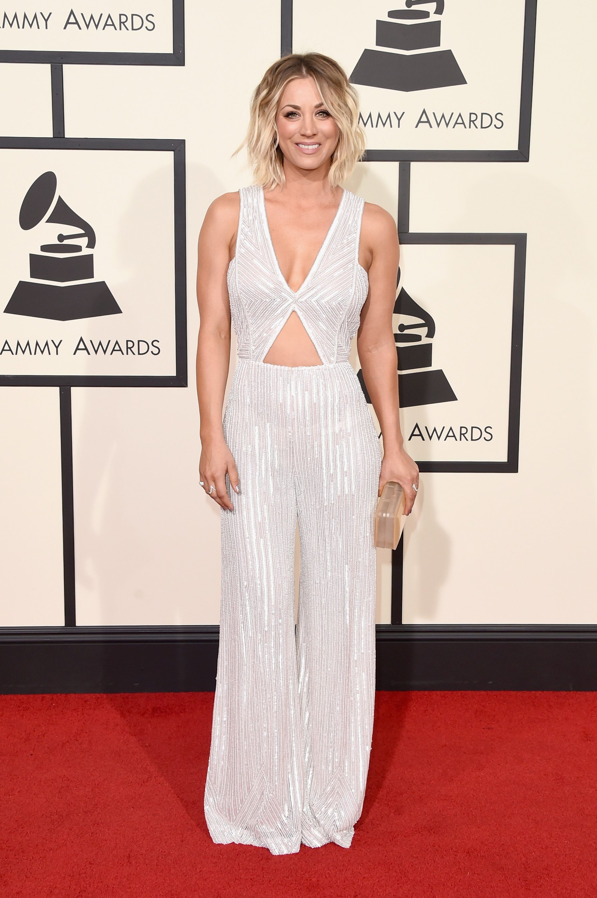 Kaley Cuoco atThe 58th GrammyAwards at Staples Center on February 15, 2016, in Los Angeles, California | Photo:Jason Merritt/Getty Images