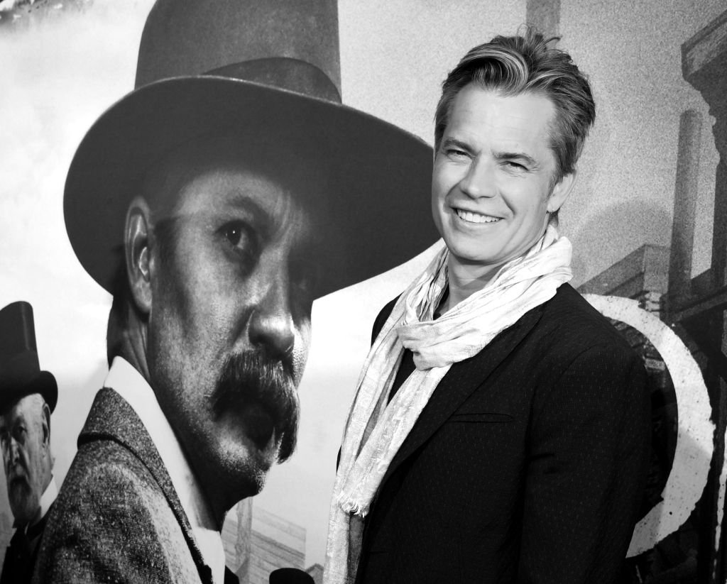 """Timothy Olyphant at the premiere of HBO's """"Deadwood"""" at The Cinerama Dome on May 14, 2019 in Los Angeles, California   Photo: Getty Images"""