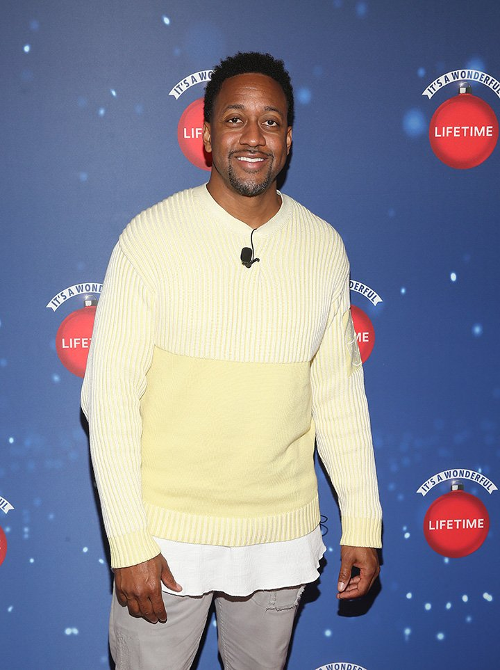 "Jaleel White attends the Lifetime Christmas Movie Stars Kick Off Say ""Santa!"" at the Glendale Galleria on November 09, 2019 I Image: Getty Images."