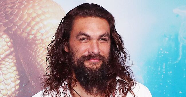 Jason Momoa Shows off His Incredible Abs at a Pool in Venice