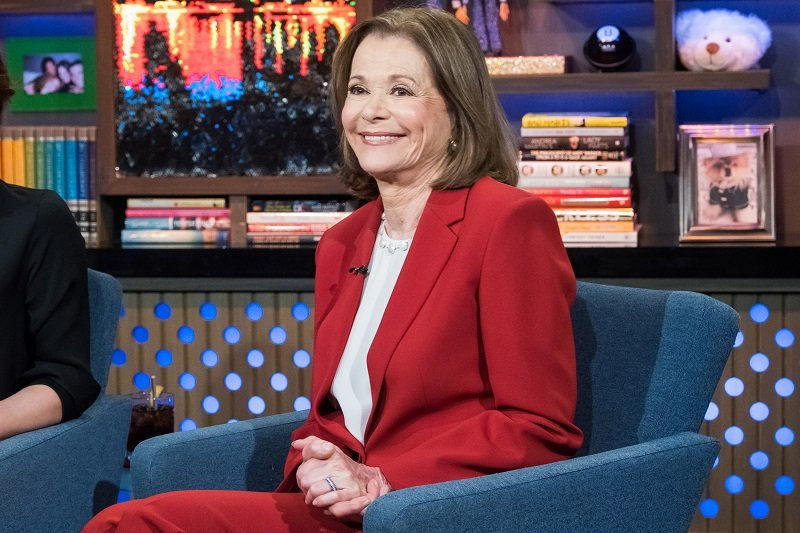 "Jessica Walter at ""Watch What Happens Live With Andy Cohen"" on May 24, 2018 