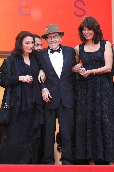 La photo de Jean-Louis Trintignant le 18 mai 2019 à Cannes, en France | Source: Getty Images / Global Ukraine