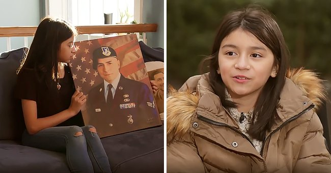 4th Grader Gives Toys to Children in Honor of Her Fallen Military Dad — Meet Lily Bonacasa