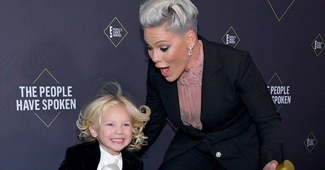 Pink Opens up about Her & Son Jackson's Experience with COVID-19 Last Year