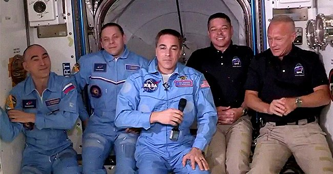 NASA Astronauts Successfully Enter International Space Station after Historic SpaceX Launch