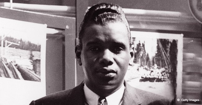 Remembering Robert Leroy Johnson — a Glimpse of His Challenging Life