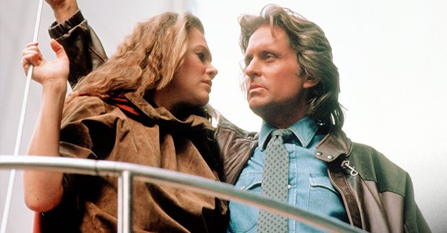 See Unseen Photos Michael Douglas Shared of His 'Romancing the Stone' Co-star Kathleen Turner