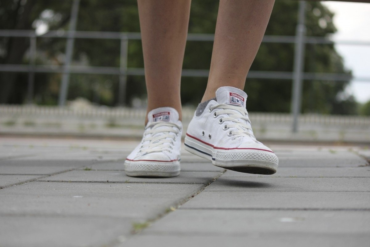 Paie de converse. | Photo : Pixhere