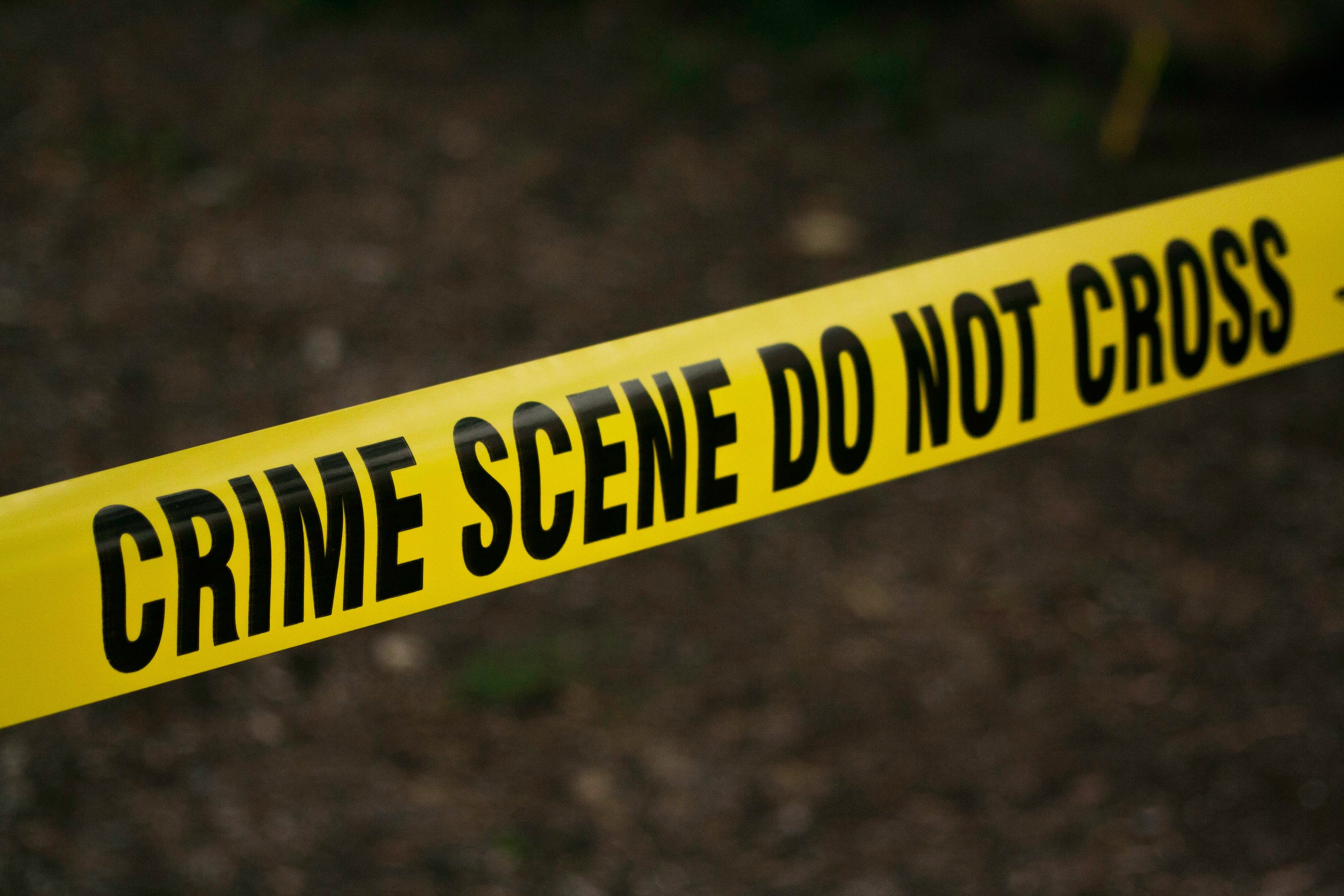 Pictured - A photo of a crime scene do not cross signage | Source: Pexels