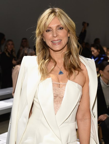 Marla Maples at the Taoray Wang in New York City. | Photo: Getty Images
