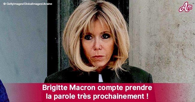 Coincée à l'Élysée à cause des Gilets jaunes, Brigitte Macron a décidé de parler