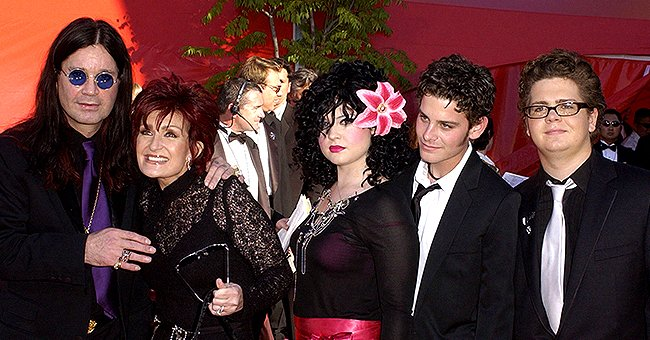 Ozzy & Sharon Osbourne Have an Adopted Son — Key Facts about Robert Marcato