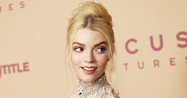 """Anya Taylor-Joy at the Los Angeles premiere of the movie """"Emma"""" on February 18, 2020 in Los Angeles, California. 