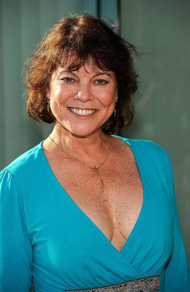 Erin Moran appears at the First Official TV Land Convention | Getty Images