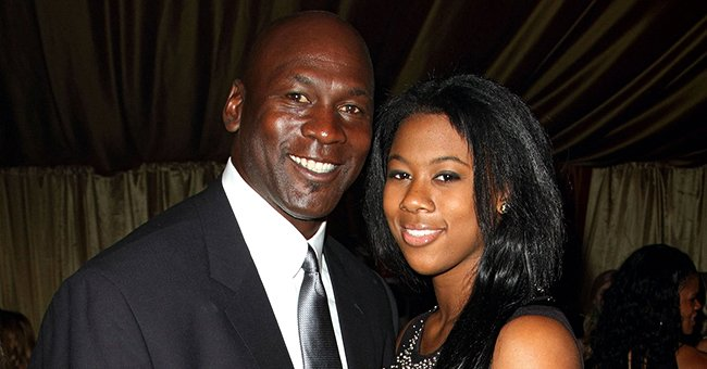 Michael Jordan's Daughter Jasmine Says Growing up as NBA Legend's Daughter Was Normal