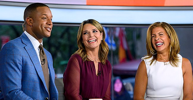 Savannah Guthrie & Craig Melvin Return to Studio with Hoda Kotb for the First Time since March