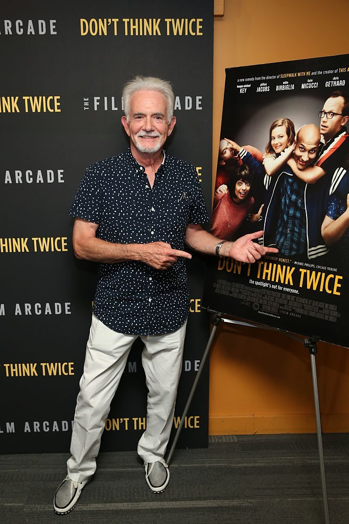 """Richard Kline attends the New York Premiere of """"Don't Think Twice"""" at Sunshine Landmark. 