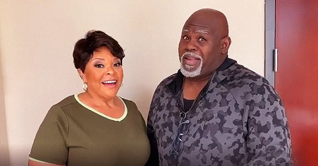 Tamela & David Mann Are in Their Cora Simmons & Mr Brown Looks in New Video Amid the Actress' Weight Loss