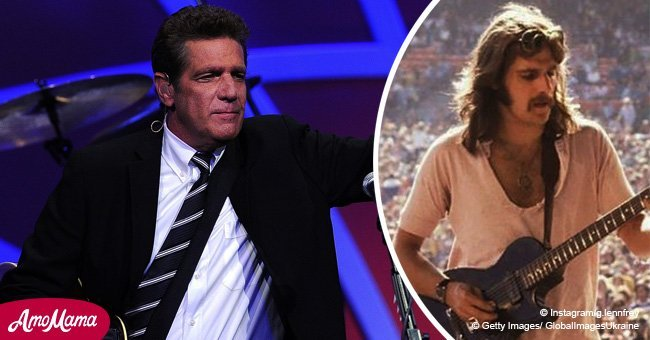 New facts surfaced in Glenn Frey's death case