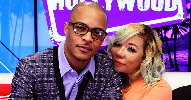 Xscape's Tiny and T.I. Battle It out on Whose Baby Photo Looks More like Their Daughter Heiress