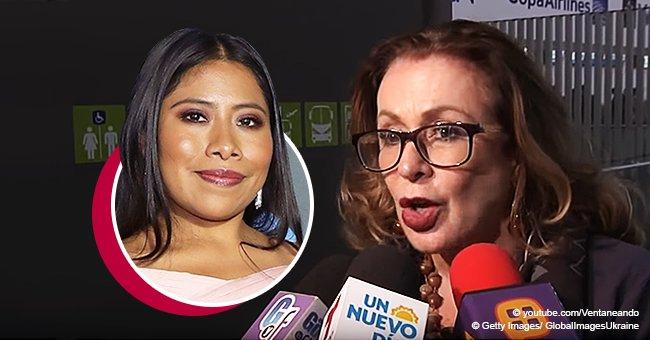 """""""Hasta en la basura hay belleza"""": Laura Zapata vuelve a comentar sobre Yalitza Aparicio"""