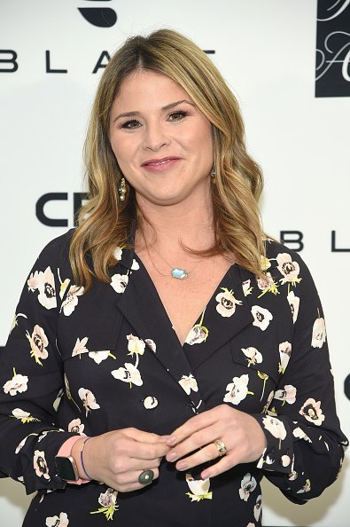 Jenna Bush Hager at the Hudson River Park Friends Playground Committee Fourth Annual Luncheon | Photo: Getty Images