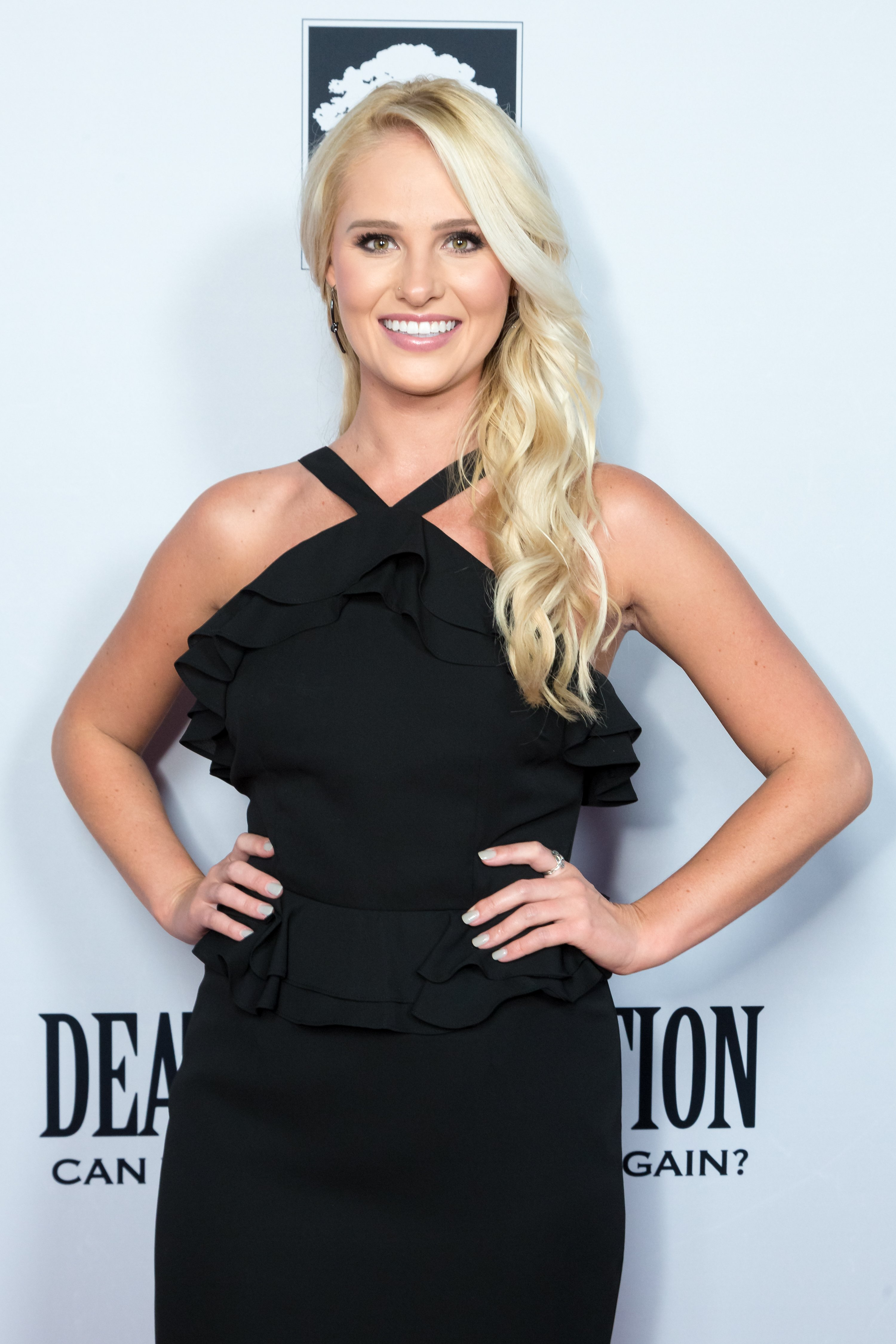 "Tomi Lahren at the ""Death Of A Nation"" Premiere at Regal Cinemas L.A. Live on July 31, 2018 