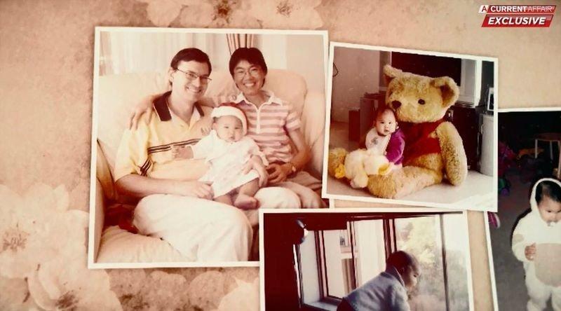 Jessica fue adoptada a los cinco meses. | Foto:YouTube/A Current Affair