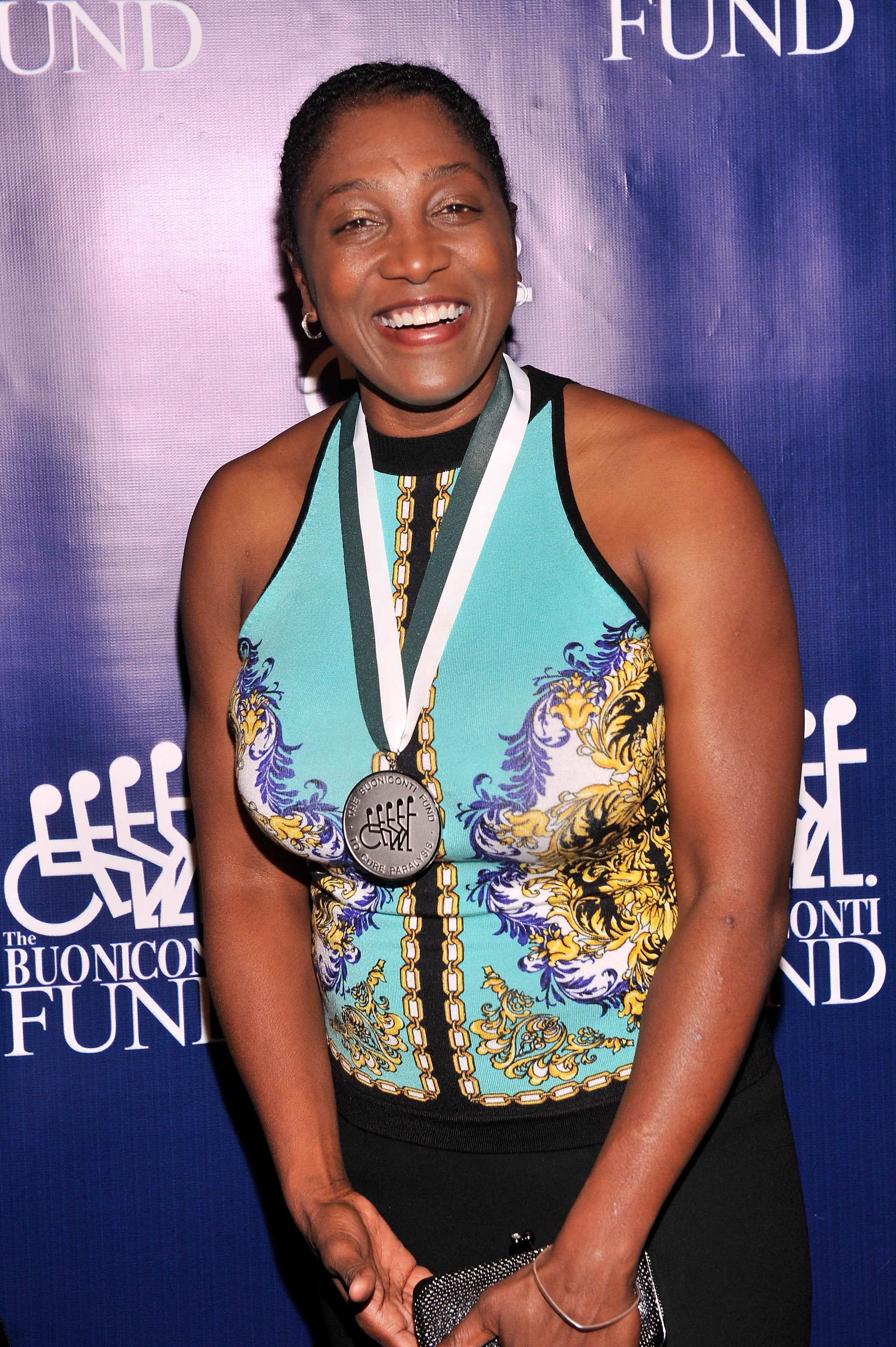 Teresa Edwards attends the 28th Annual Great Sports Legends Dinner on September 30, 2013 | Photo: Getty Images