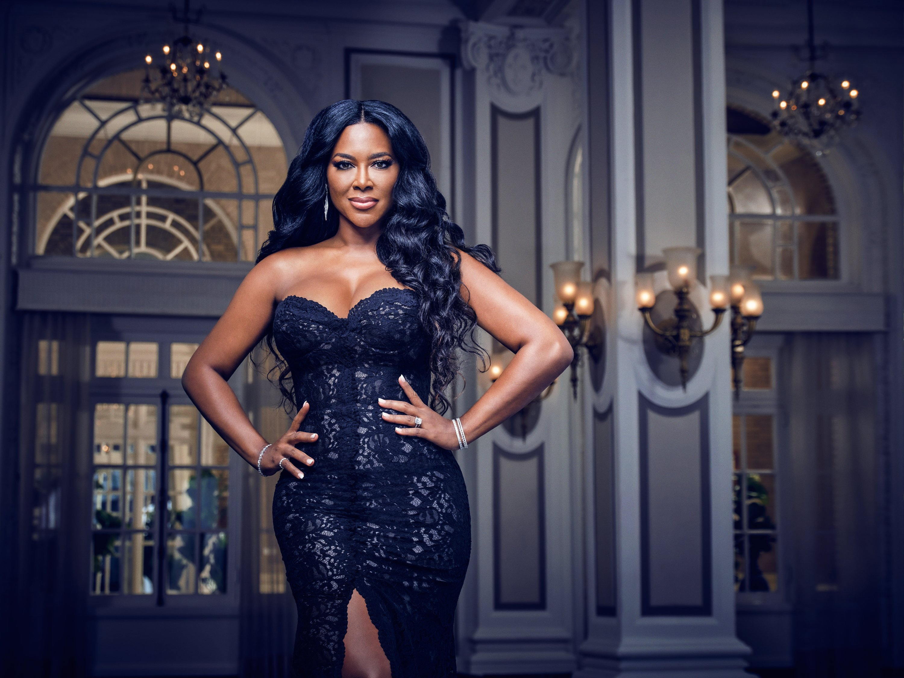 Kenya Moore's Photo Shoot for THE REAL HOUSEWIVES OF ATLANTA, Season:12| Photo: Getty Images