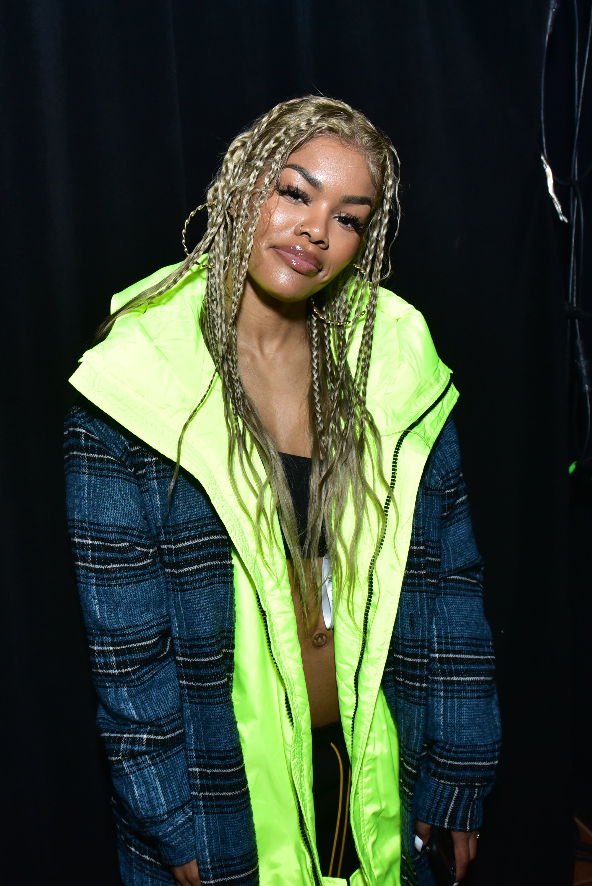 Teyana Taylor at 'Diesel x Boiler Room: Another Basel Event' at 1306 Miami on December 06, 2018 in Miami, Florida | Photo: Getty Images