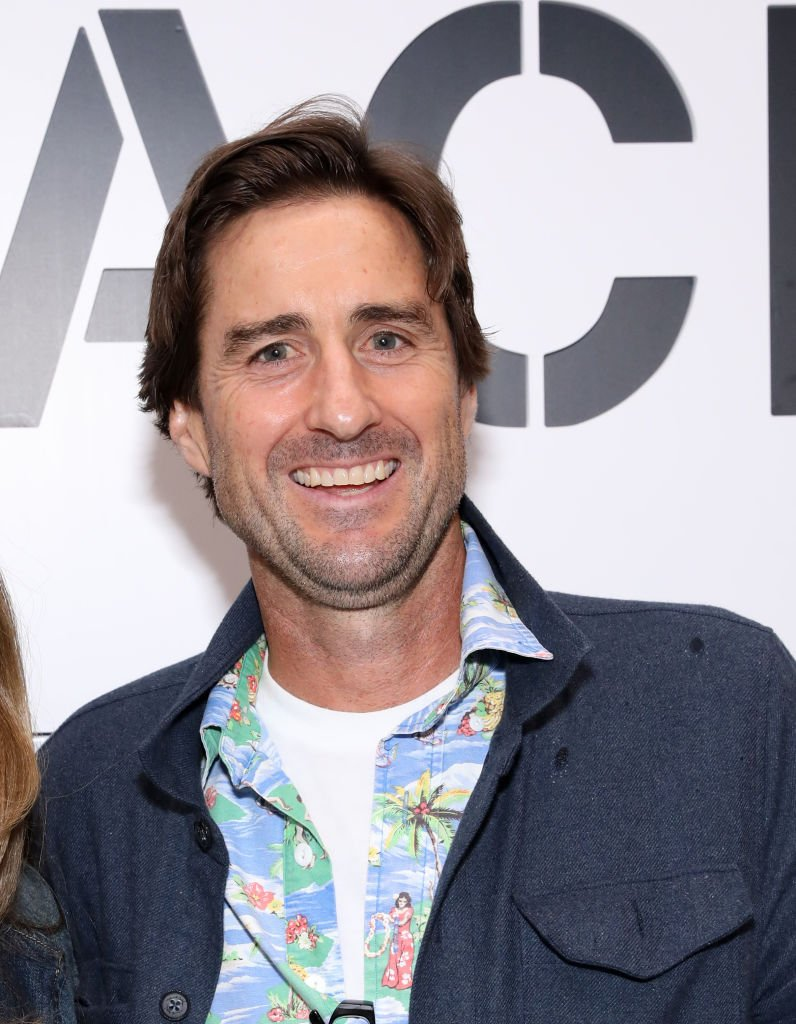 Luke Wilson at Pace Gallery on September 12, 2019 | Photo: Getty Images