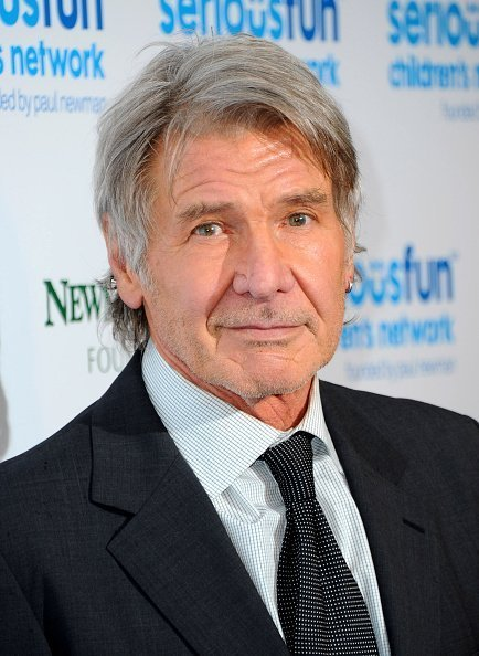 Harrison Ford attends the Serious Fun Gala at The Roundhouse on November 4, 2014 in London, England | Photo: Getty Images