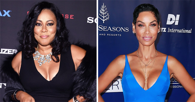 Nicole Murphy Spotted Kissing Lela Rochon's Husband of 20 Years Antoine Fuqua in Italy