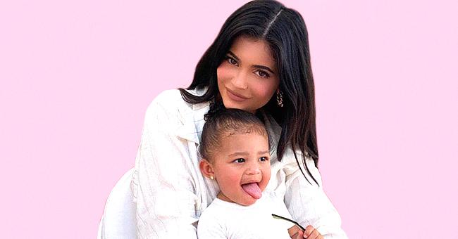 """Kylie Jenner, 22 ans, montre l'une de ses """"photos du ventre"""" préférées de sa grossesse avec Stormi"""