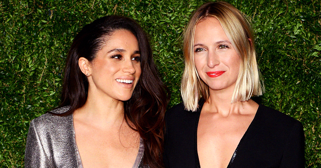 Prince Harry & Meghan Markle Are Reportedly in Rome for Friend & Designer Misha Nonoo's Wedding