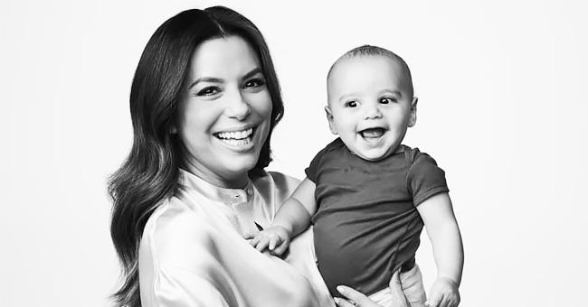 Eva Longoria Celebrates Her Son Santiago's First Birthday with a Heart Melting Post