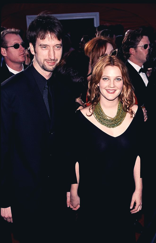 Tom Green and Drew Barrymore. I Image: Getty Images.