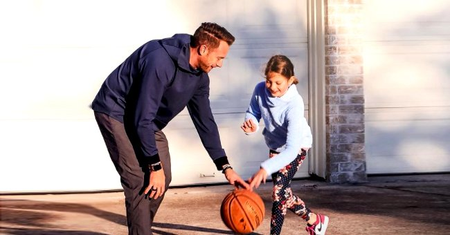 See 'OutDaughtered' Stars Blake & Kenzie Busby in Their Basketball Uniform after Winning a Game