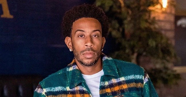 Ludacris Is a Gentle Dad in New Photo as He Kisses His Beautiful Daughter in a Fluffy White Top