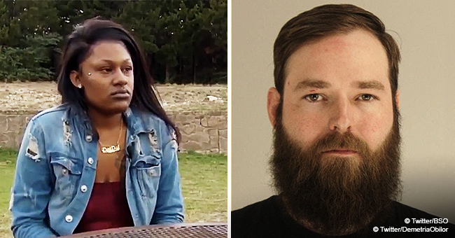 Black Woman Brutally Punched by White Man in Parking Lot Charged with Felony