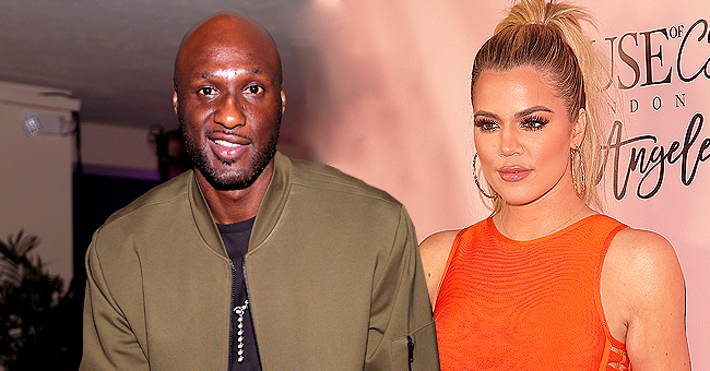 Lamar Odom Says Khloé Kardashian Is a Good Mom Because She 'Practiced' on Him