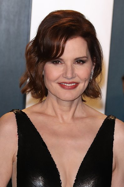 Geena Davis at Wallis Annenberg Center for the Performing Arts on February 09, 2020 in Beverly Hills, California. | Photo: Getty Images