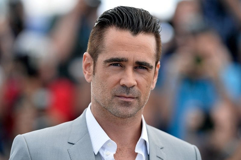 Colin Farrell on May 15, 2015 in Cannes, France | Photo: Getty Images