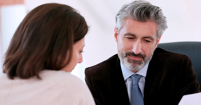 Daily Joke: Woman Consults with a Lawyer to Discuss Divorcing Her Husband