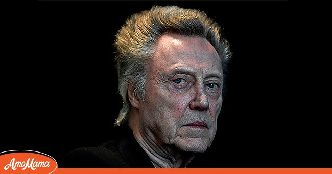 US actor Christopher Walken poses during a photo session on June 21, 2019 in Paris.    Source: Getty Images